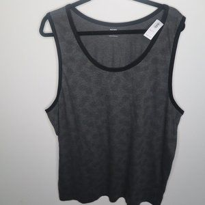NWT Old Navy Men's Gray Tank Tops Tee T-Shirt